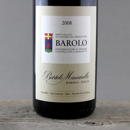 Cantina Bartolo Mascarello Barolo Nebbiolo 2008