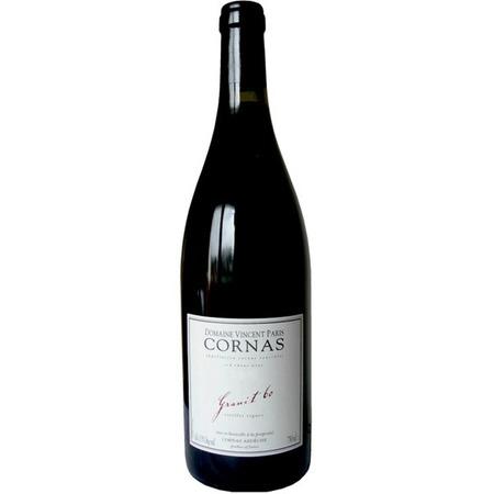Domaine Vincent Paris Granit 60 Vieilles Vignes Cornas Syrah 2013