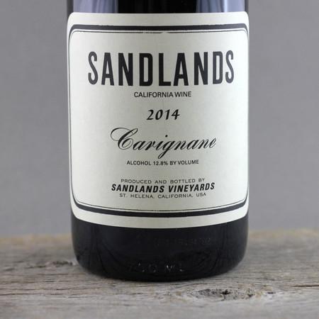 Sandlands California Carignane 2014