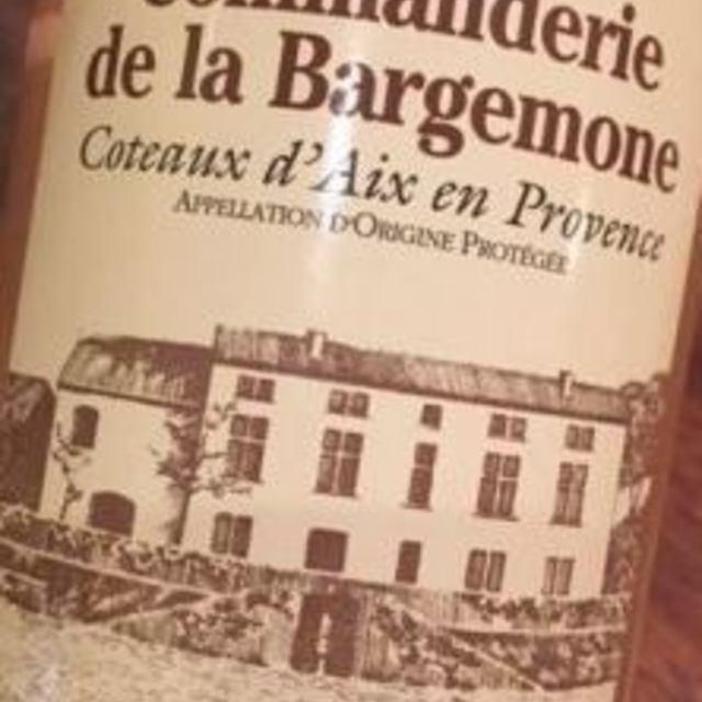 Coteaux d'Aix-en-Provence Rosé Grenache Blend 2015