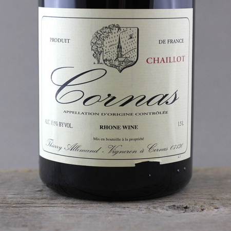 Thierry Allemand Chaillot Cornas Syrah 2011 (1500ml)