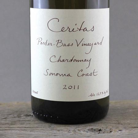 Ceritas Porter-Bass Vineyard Chardonnay 2011