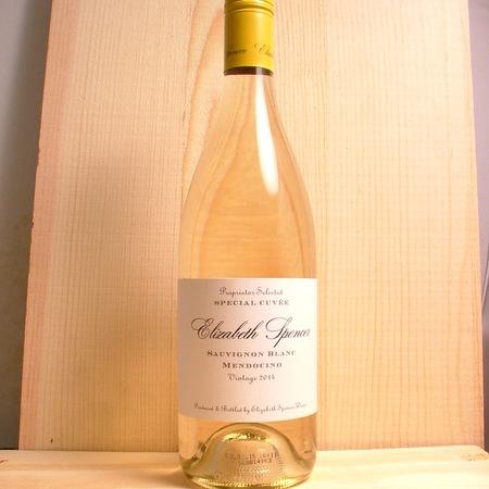 Elizabeth Spencer Proprietor Selected Special Cuvée Mendocino Sauvignon Blanc