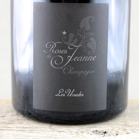 Cédric Bouchard Roses de Jeanne Les Ursules Blanc de Noirs Champagne  2010 (1500ml)
