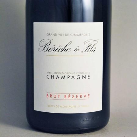 Bérêche & Fils Brut Réserve Champagne Blend NV