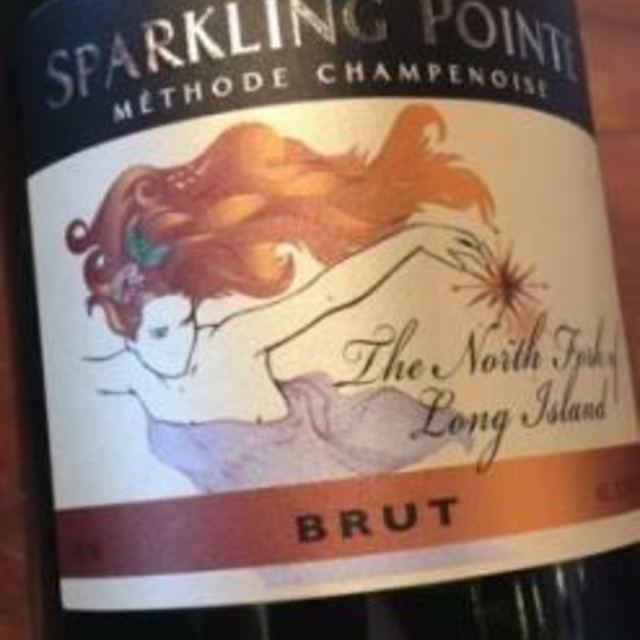 Brut The North Folk of Long Island White Blend NV