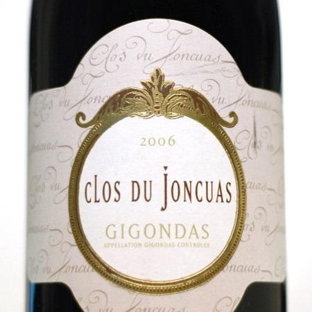 Clos du Joncuas Gigondas Red Rhone Blend 2012