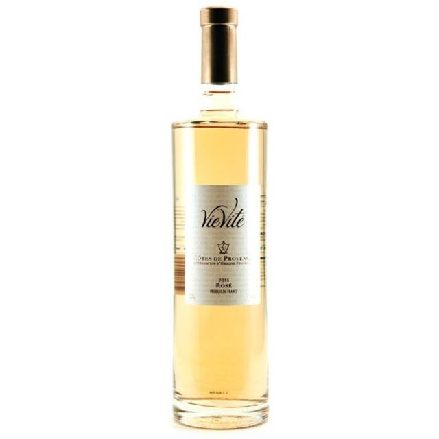 Vie Vité Côtes de Provence Rosé Blend 2015