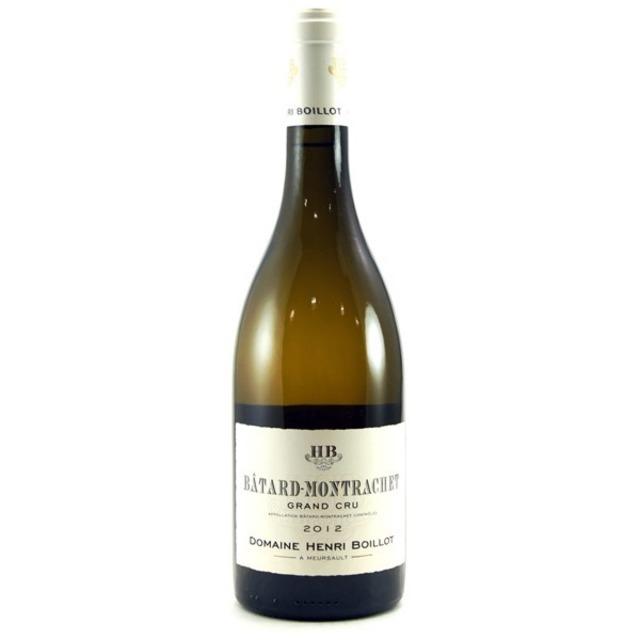 Bâtard-Montrachet Grand Cru Chardonnay 2012