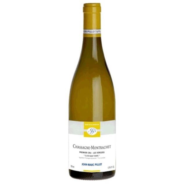 Les Vergers Chassagne-Montrachet 1er Cru Chardonnay 2012