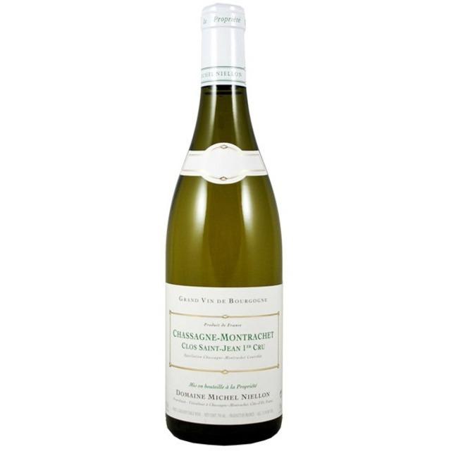 Clos Saint-Jean Chassagne-Montrachet 1er Cru Chardonnay 2015