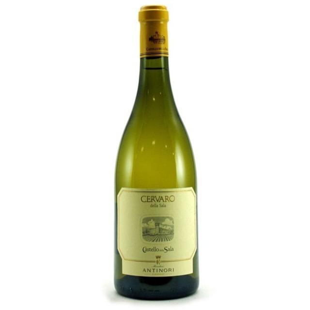 Castello della Sala Cervaro della Sala Umbria Chardonnay Grechetto 2013