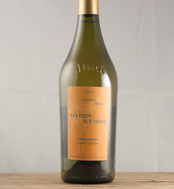 Côtes du Jura Chardonnay 2014