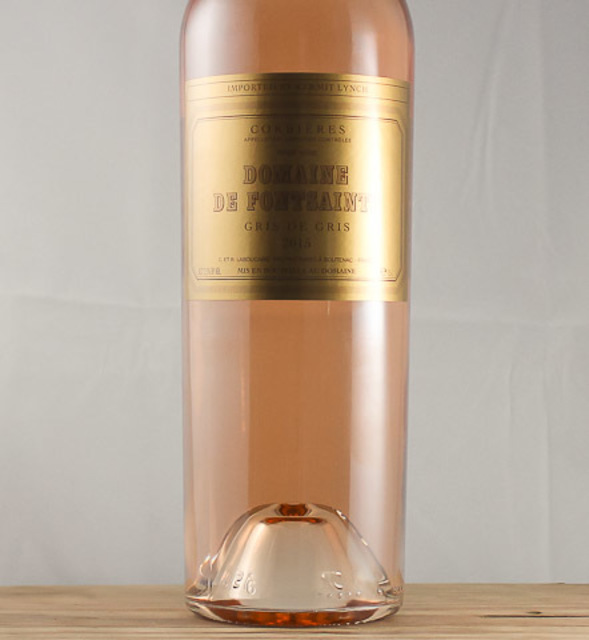 Gris de Gris Corbières Rosé Grenache Gris 2015 (1500ml)