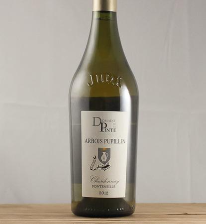 Domaine de la Pinte Fonteneille Arbois Pupillin Chardonnay 2014