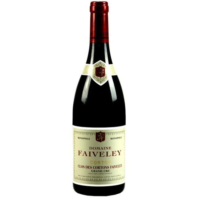 Clos des Cortons Faiveley Monopole  Grand Cru Pinot Noir 2010