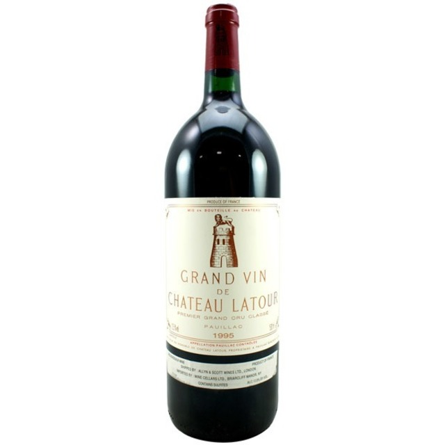 Bordeaux Supérieur Red Bordeaux Blend 1995 (1500ml)