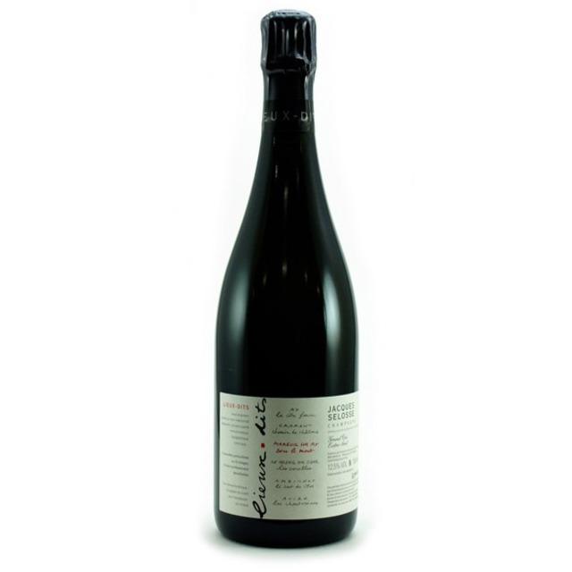 Lieux Dits Mareuil Sur Aÿ Sous Le Mont Extra Brut Grand Cru Champagne Blend NV