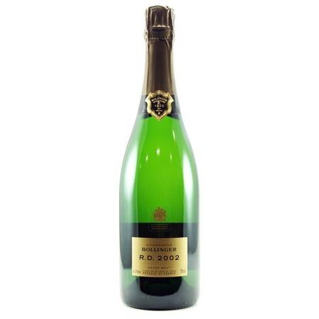 Bollinger RD Brut Champagne Blend 2002