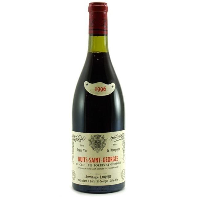 Nuits St. Georges 1er Cru Les Porêts Saint-Georges Pinot Noir 1996