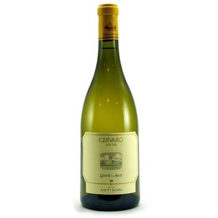Marchesi Antinori Castello della Sala Cervaro della Sala Umbria Chardonnay Grechetto 2014