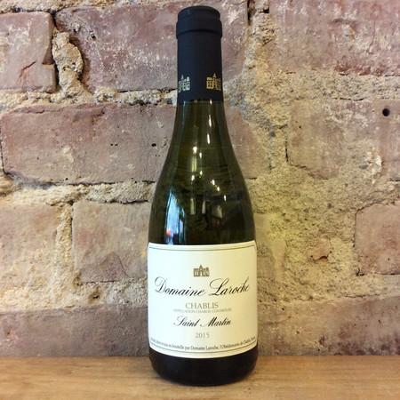 Domaine Laroche Saint Martin Chablis Chardonnay 2015 (375ml)