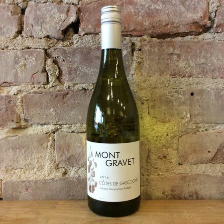 Mont Gravet Côtes de Gascogne Colombard 2015
