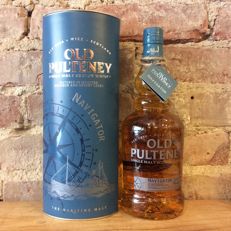 Old Pulteney Navigator Single Malt Scotch Whisky NV