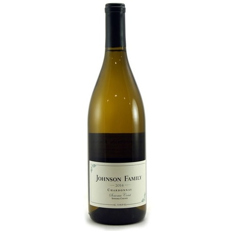 Johnson Family Sonoma Coast Chardonnay 2014