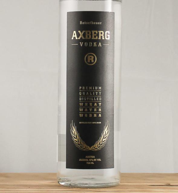 Axberg Vodka NV