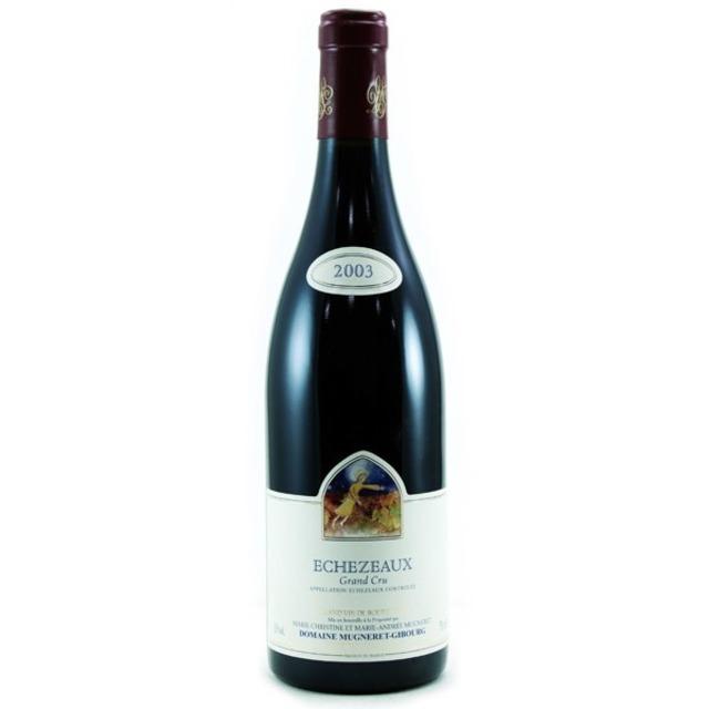 Echezeaux Grand Cru Pinot Noir 2003