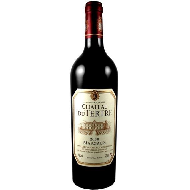 Margaux Red Bordeaux Blend 2000