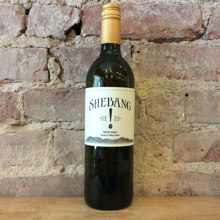 The Whole Shebang! Cuvée III North Coast Sauvignon Blanc NV