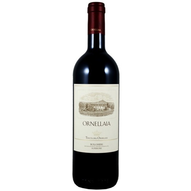 Ornellaia Bolgheri Superiore Red Bordeaux Blend 1999