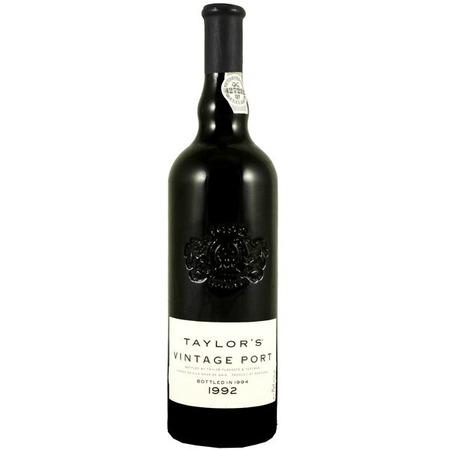 Taylor Fladgate Vintage Port Blend 1992