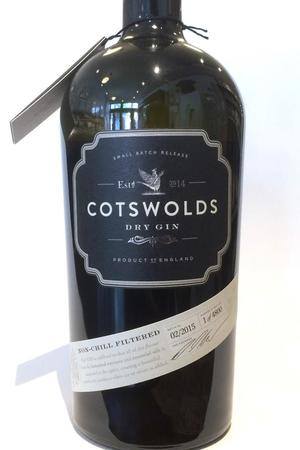 Cotswolds Distillery Dry Gin Small Batch Release NV