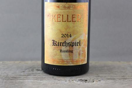 Weingut Keller Kirchspiel Grosses Gewächs Riesling 2014