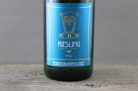 Weiser-Künstler Riesling 2015
