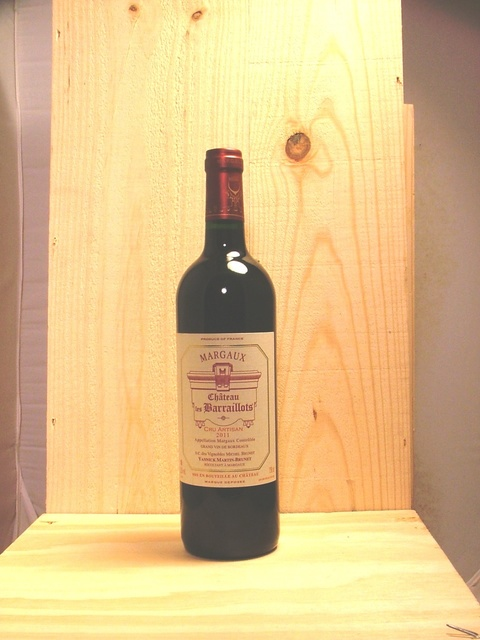 Margaux Red Bordeaux Blend 2013