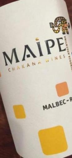 Chakana Maipe Mendoza Malbec Rose
