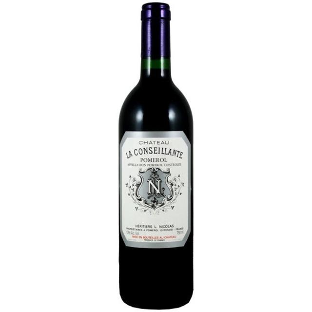 Pomerol Red Bordeaux Blend 1989
