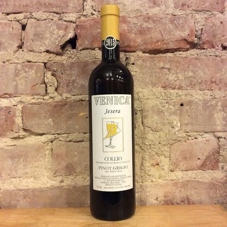 Venica & Venica Jesera Collio Pinot Grigio 2016
