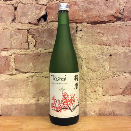 Tozai Blossom of Peace Plum Wine NV (720ml)