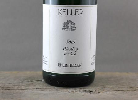 Weingut Keller Rheinhessen Trocken Riesling 2015