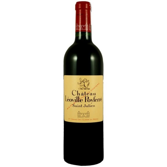 Grand Vin de Leoville du Marquis de las Cases Saint-Julien Red Bordeaux Blend 2010
