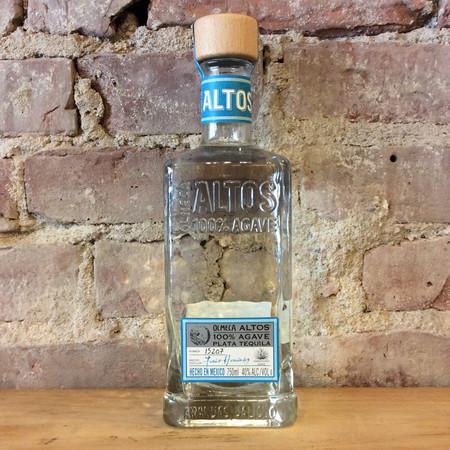 Olmeca Altos Plata Tequila NV