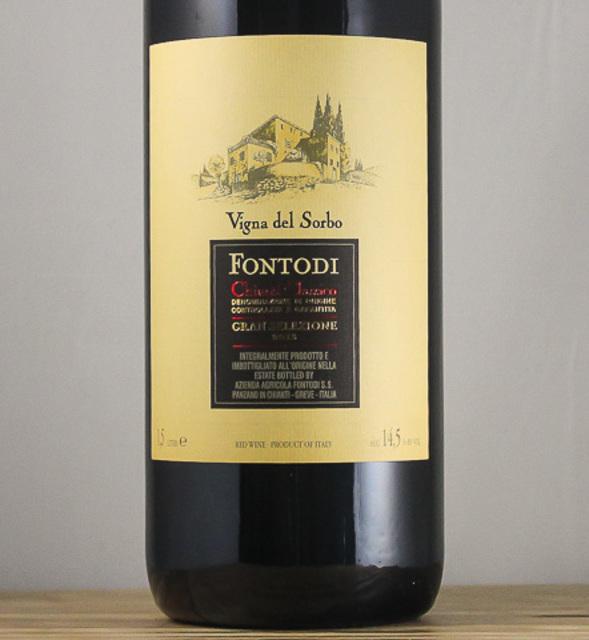 Vigna del Sorbo Gran Selezione Chianti Classico Sangiovese Blend 2013 (1500ml)