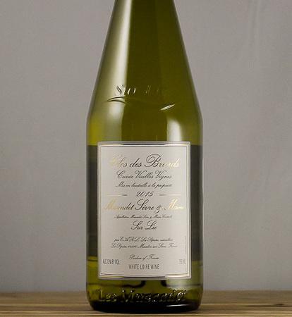 Domaine de la Pépière Clos des Briords Cuvée Vieilles Vignes Muscadet Sèvre & Maine Melon de Bourgogne 2016