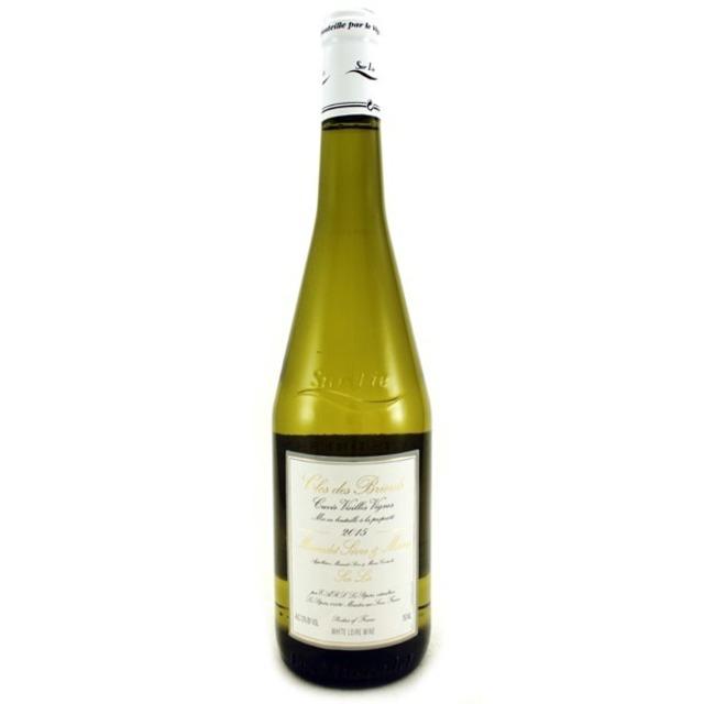 Clos des Briords Cuvée Vieilles Vignes Muscadet Sèvre & Maine Melon de Bourgogne 2015