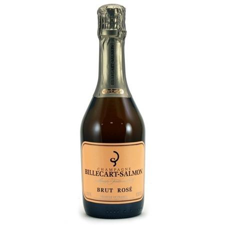 Billecart-Salmon Brut Rosé Champagne Blend NV (375ml)